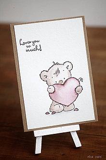 Papiernictvo - love you so much  - 5573145_