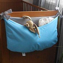 Textil - Vak na postieľku ,,Tyrkys,,60x40 - 5575446_