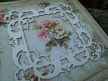"""Papiernictvo - Pohľadnica """"Romantické ruže"""" - 5576699_"""