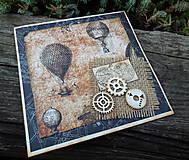 "Papiernictvo - Pohľadnica ""Voyage avec Jules Verne"" - 5576742_"