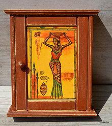 Krabičky - Africká - 5575225_