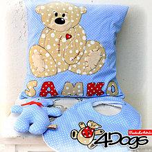 Textil - Bejby set pre princa - 5578133_