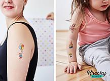 Nezaradené - Dočasné tetovačky - Párty - 5583312_