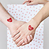 Nezaradené - Dočasné tetovačky - Svadobné (05) - 5583315_