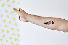 Nezaradené - Dočasné tetovačky - Leto pre všetkých - 5583366_