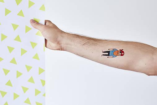Dočasné tetovačky - Leto pre všetkých