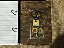 Papiernictvo - Luxusný receptár na chalupu 2 - 5582784_