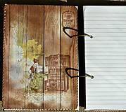 Papiernictvo - Luxusný receptár na chalupu 2 - 5582789_
