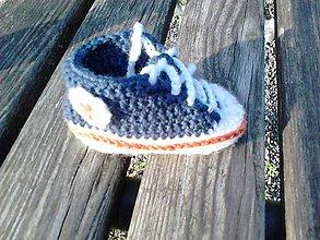 Topánočky - Tenisky pre najmenších športovcov - 5582835_