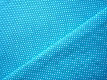 Textil - Látka tyrkysová bodka - 5583555_