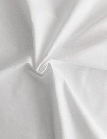 Textil - Látka bavlna biela - 5583546_