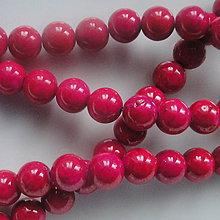 Minerály - MARBLE kameň-ružová ostrá-1ks - 5586228_
