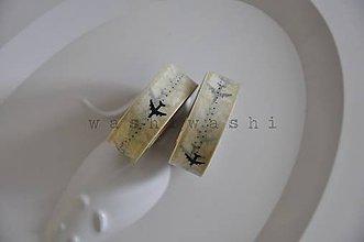 Papier - washi paska letime - 5586331_