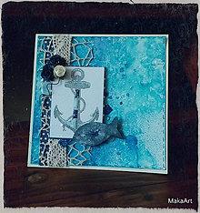 Papiernictvo - *My Bonnie is over the ocean...* - 5586942_