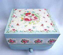 Krabičky - Šperkovnica Simone - 5589629_