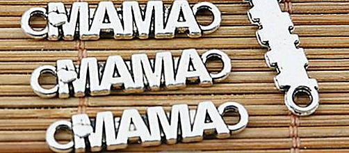 Komponenty - Prívesok - konektor MAMA - 5588819_