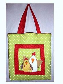 Veľké tašky - Veselá taška. - 5588589_