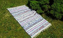 Úžitkový textil - Fialovo-fialový 144x73cm - 5589478_