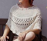 Iné oblečenie - Letné pončo Belle - 5592480_