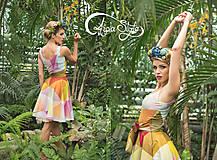 Šaty - DESERT´S DESSERT - šaty - 5591609_