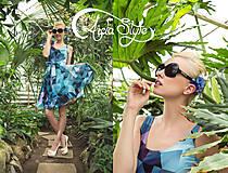 Šaty - STONED CLOUDS - šaty - 5591632_