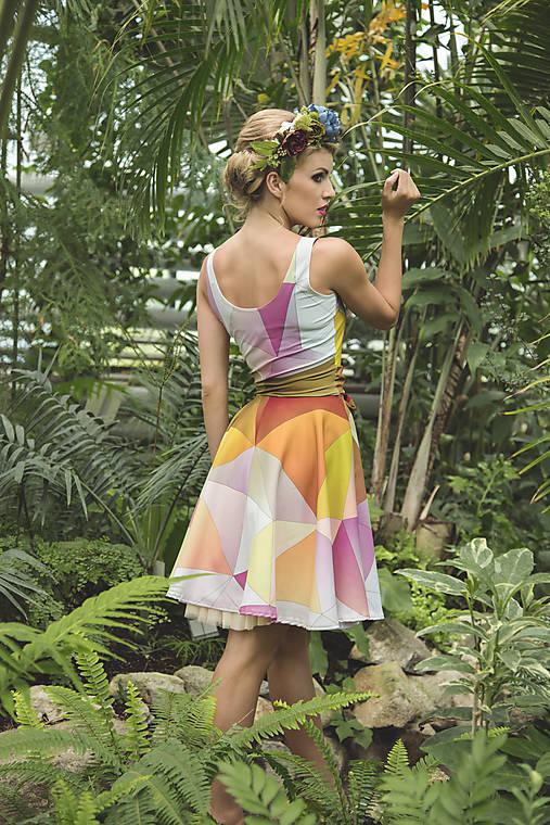 DESERT´S DESSERT - šaty