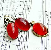 Red Jade & Bronze