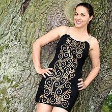 Šaty - Letní, lehce sexy :-) - 5594225_
