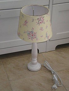 Nábytok - Nočná lampa - robili sme na objednávku - 5597761_
