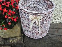 Košíky - Nie len kvetináč - 5601075_