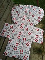 Textil - podložka Eljot - 5600216_