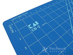 Pomôcky/Nástroje - Rezacia podložka KAI 45 x 60 cm (CB2) - 5604690_