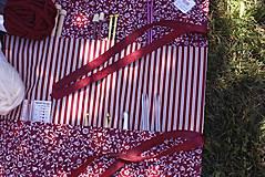 """Úžitkový textil - """"Oto"""" organizér na ihlice a háčiky - II. - 5605831_"""