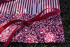 """Úžitkový textil - """"Oto"""" organizér na ihlice a háčiky - II. - 5605832_"""