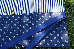 """Úžitkový textil - """"Oto"""" organizér na ihlice a háčiky - III. - 5605837_"""