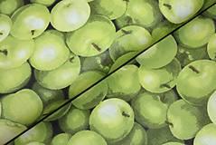 Textil - Apples - nový vzor - 5607876_