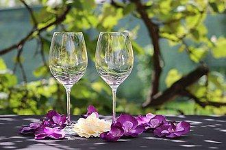 Nádoby - Svadobné poháre - 5608870_
