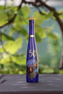 Nádoby - Poľovnícka fľaša - 5609126_
