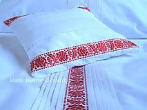 Úžitkový textil - Posteľná bielizeň ANNA A - 5608964_