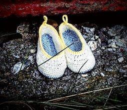 Topánočky - Balerínky nežné - 5610680_