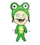 - Ako žabka - 5609446_