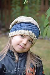 Detské čiapky - Prechodná... homeless (bez šiltu) - 5614853_