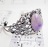- Antique Silver Amethyst - 5612549_