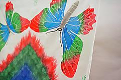 Šatky - Šatka Motýliková - 5614720_