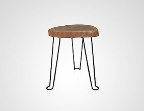 Nábytok - Príručný stolík - 5613788_