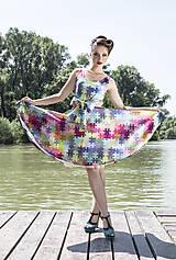 Šaty - PUZZLE - šaty - 5616744_