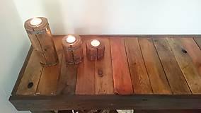 Nábytok - Komoda z paletového dreva - 5618237_