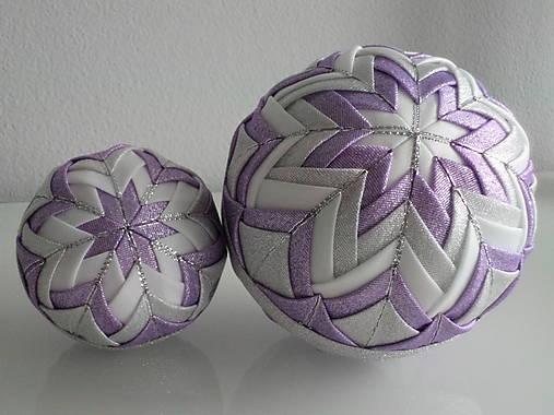 51042391d Dekoračné vianočné patchwork gule / sabinkaSL - SAShE.sk - Handmade ...