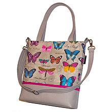 Kabelky - kabelka Roda Butterfly - 5621775_