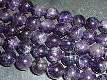 Minerály - Ametyst A 10mm - 5621887_